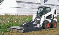 Bobcat Brushcat rotary cutter