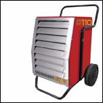 Ground Heaters Dryvex heater