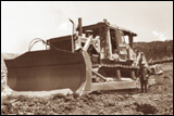 Giant Crawler Tractor | Construction Equipment