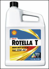 Shell CJ-4 Rotella T