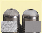 Valve injector screws