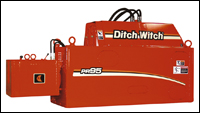 Ditch Witch pipe-bursting system
