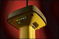 Topcon GR-3 RTK satellite receiver