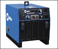 Miller Electric Shopmate 300 DX welding power source