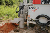 Power Curber 5700-Super-B paver