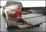 Ford's SuperDuty F-550 pickup truck