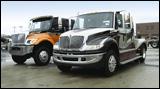 International RXT 4x2 pickup truck