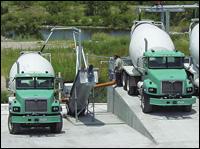 Liebherr LDP Concrete Reclaimer Buffer