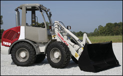 Takeuchi TW50 compact wheel loader