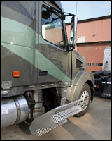 DPF placement