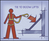 Tie to Boom Lifts -- Click image to see it larger