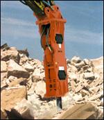 NPK hydraulic breaker