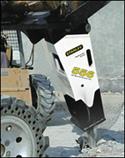 Stanley hydraulic breaker