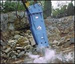 Okada hydraulic breaker