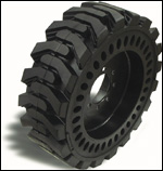 CEAttachments solid flex tire