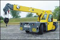 Grove YardBoss crane