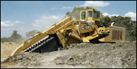Trench-Tech Series 2000 trencher
