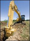 Trimble GCS Grade Control System for excavators