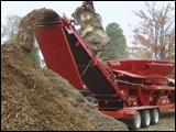 Morbark 1600 tub grinder