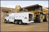 IMT SiteStar lube truck