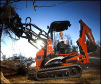 Ditch Witch XT1600 compact track loader