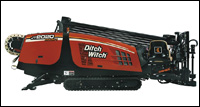 Ditch Witch JT2020 horizontal directional drill