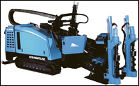Straightline SL2020 horizontal directional drill (HDD)