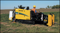 Vermeer D20×22 directional drill
