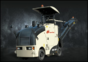 Ingersoll Rand MW-500 milling machine