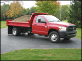 Ram 3500 HD Cab Chassis Class 3 truck