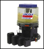 Lincoln Industrial's QuickLube Model 203 automatic lubrication pump