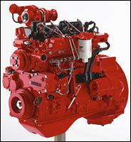 Cummins QSB3.3 diesel engine