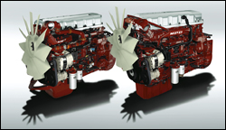 Mack MP engines