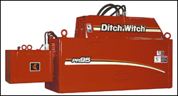 Ditch Witch PR95 pipe-bursting system