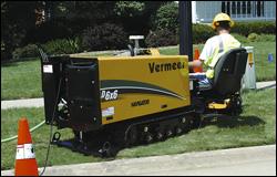 Vermeer D6x6 horizontal directional drill