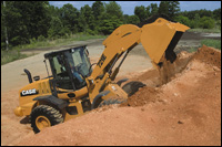 Case E Series wheel loader