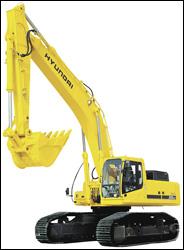Hyundai R500LC-7A excavator