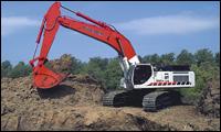 LBX Link-Belt 700 LX excavator