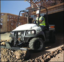 Bobcat 2300 4x4 compact utility vehicle