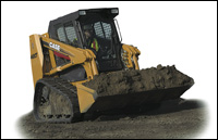 Case 440CT compact track loader