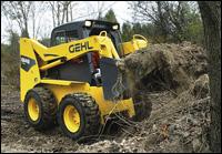 Gehl E Series skid-steer loader