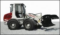 Takeuchi TW65 compact wheel loader