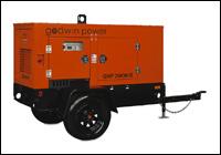 Godwin Pumps electric generator set