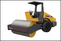 Stone Rhino 66X vibratory roller
