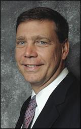 International Truck & Engine Vice President, Phil Christman