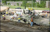 Rexcon concrete paver