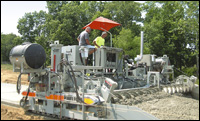 Power Pavers concrete paver