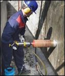 Atlas Copco drill