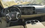 GMC Sierra - interior shot