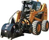 AP Cold Planer skid-steer attachment